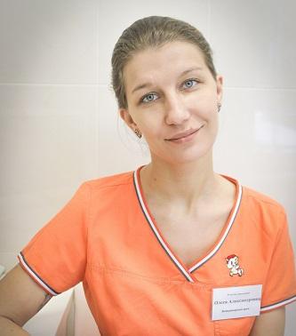 Бреус Олеся Александровна