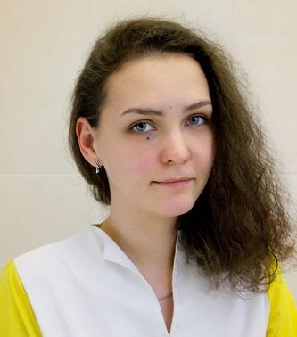 Поленова Екатерина Михайловна