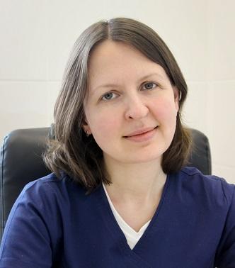 Копырина Татьяна Игоревна